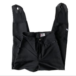 Vintage Schoeller Women's Stirrup Ski Pants Sz M